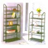 Black Metal Bookcase 270_ (ABCFS20)