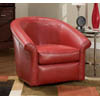 Merkel Accent Chair 27070Red (SF)