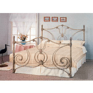 Queen Size Sandstone Grain Finish Head/Footboard 2942Q (CO)