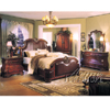 Artemis Cherry Finish Bedroom Set  2944/47/50 (A)