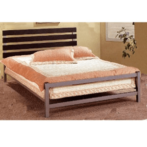 Queen Size Platform Bed 300041Q (CO)