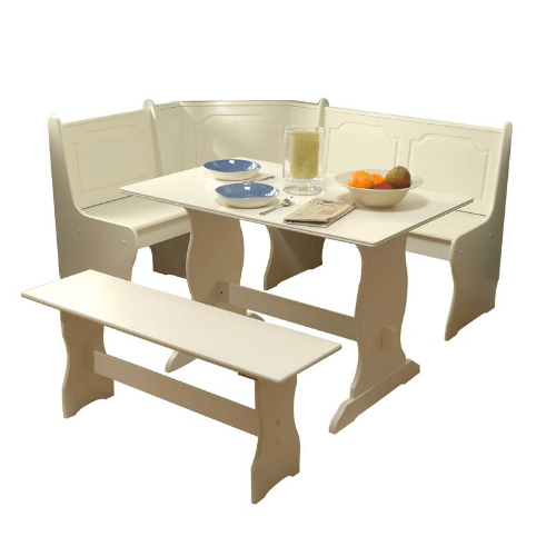 Delano 3 Piece Dining Set 3136(WFFS)