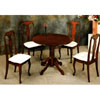 5-Pc Cherry Finish Dinette Set 3142/3216 (CO)