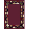 Rug 3206 Purple (HD) New Generation Collection