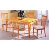 5-Piece Maple Finish Dinette Set 3406-Set (IEM)
