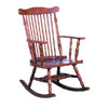 Cherry Finish Rocker 3800 (CO)