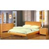 5-Piece Contemporary Maple Bedroom Set 3995_ (CO)