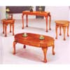 3 Pc Coffee/End Table Set 401_ (ABC)