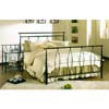 Aura Casual Metal Bed 4012 (ML)