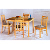 5-Pc Solid Wood Dinette Set 4150-21 (CO)