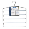 4 Tier Velvet Foam Swing-Arm Slack Hanger 4168 (KDY)