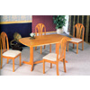 5-Pc Dintte Set In Oak Finish 4177-53 (CO)