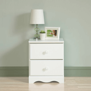 Sauder Storybook 2-Drawer Nightstand 419732(WFS)