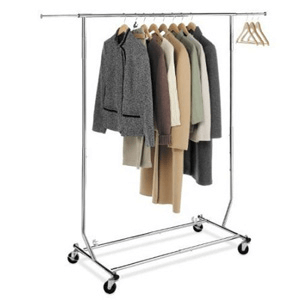 Supreme Heavy Duty Commercial Grade Garment Rack RK-001-1(AZ