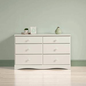 Sauder Storybook 6-Drawer Dresser 420456(WFS)