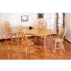 5-Pc Natural Finish Dinette Set 4273/4189A (CO)