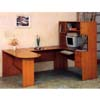 Executive Oak Finish Computer Desk 4340 (CO)