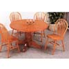5-Pc Dinette Set In Oak Finish 4351/5288 (CO)