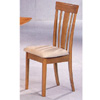Dining Chair With Fabric Seat 4358 (CO)
