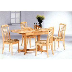 5-Pc Dinette Set W/ Butterfly Leaf Dinette Set 4363-57 (CO)