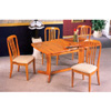 5-Pc Diniette Set In Oak Finish 4365-57 (CO)
