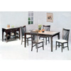 5-Pc Dinette Set In Capuccino Finish 4405/4406 (CO)