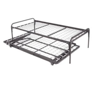 Pop Up Trundle Bed Set 453114(LPFS)(400 Lbs Weight Capacity)