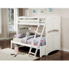 Twin/Full Convertible Bunkbed 460073 (CO)