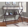 Workstation Loft Bed 460094(CO)