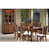 7-Pc Honey Oak Finish Dining Set 4764-65 (CO)