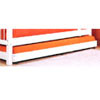 Trundle 4803WHT (MD) For Bunk Bed 9016