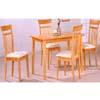 5-Pc Maple Finish Dining Set 4829 (WD)