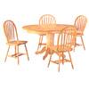 5 Pc Dinette Set 4845/4702_ (VL)