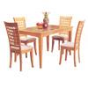 5 Pc Dining Set 4894/47113 (VL)