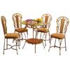5 Pc Dinette Set 4960/47103 (VL)