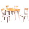 5 Pc Dinette Set 4963/47110 (VL)