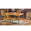 5 pcsTerracotta Tile Top Dining Table 4999(CO)