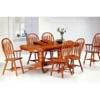 7-Pc Oak Dinette Set 5184/5388A/89A (CO)