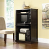 Computer Desk Armoire - Cinnamon Cherry Finish 411614(AZ153)
