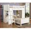 Solid Wood Willoughby Twin Loft Bed 109_(A)