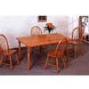 5-Pc Oak Finish Dinette Set 5261/4131 (CO)