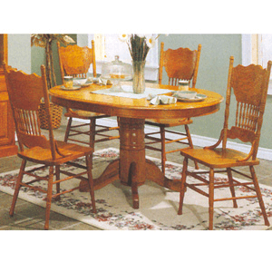 5-Pc Nostalgia Dining Set 5264/5275A (CO)