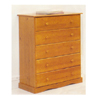 Solid Wood 5 Drawer Chest 5310_ (PIFS50))