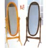 Wood Cheval Mirror 5611 (ML)