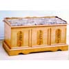 Cedar Chest With Seat Cushion 5696 (IEM)