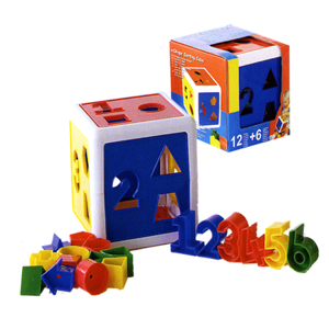 Puzzle Box Toy 582(DM)