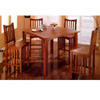 5-Pc Mission Oak Dining Set 5959/5960 (CO)