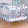 Full Over Full Metal Bunk Bed 60000(WDFS200)