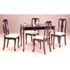 5-Piece Queen Anne Dinette set 6004 (A)