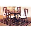 5-Piece Queen Anne Dinette Set 6005 (A)(Free Shipping)